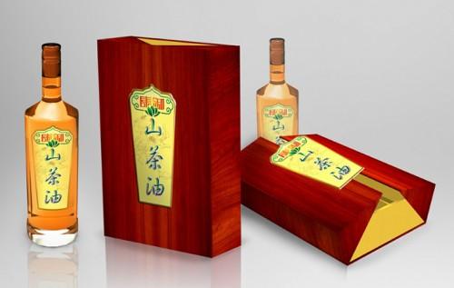 茶油精装礼盒