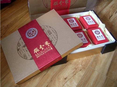 冬枣精装礼盒