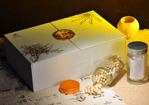 保健品礼盒
