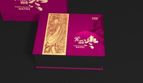 紫金乌枣精装礼盒