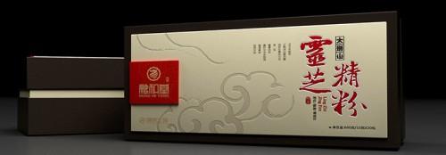 灵芝精粉精装礼盒