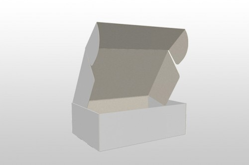 一体成型礼品盒