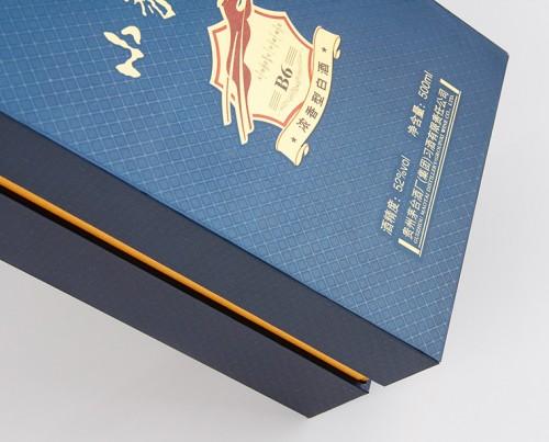 高档白酒礼品盒