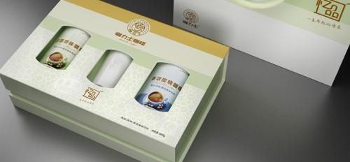 咖啡精装礼盒